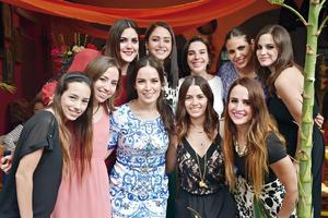 25102015 EN EL BAUTIZO DE FRANCO.  Gaby, Andrea, Vita, Lupita, Karen, Valeria, Samantha, Paulina, Ayla y Bárbara.