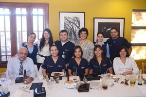 26102015 Norma Armendáriz, Yolanda Jaramillo y Rosa Martha Morales.