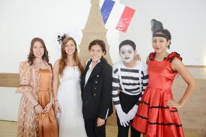 28102015 Nancy, Marypau, Clara, Agustín y Daniela.