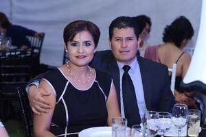 Lucy y Salvador