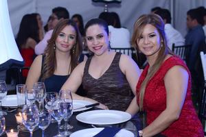 Marisol, Janeth y Bibiana
