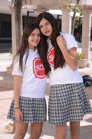 Mariana y Verónica