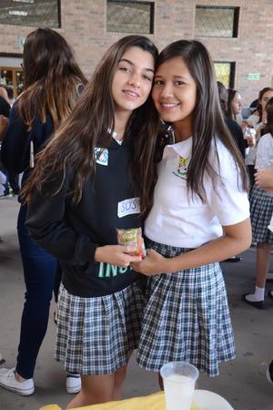 Samia y Laura