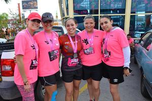 31102015 Alicia Izquierdo, Brenda Quezada, Brenda Guzmán, Karina Aparicio y Ana Pelayo.