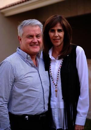 Enrique y Cecilia
