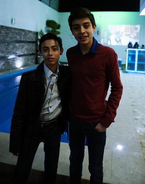 Carlos y Alejandro