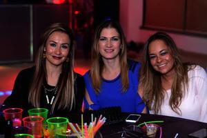 Ana Isabel, Claudia y Estefanía