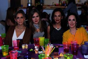 Liz, Lily, Laura y Lety