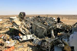 El área se encuentra a unos 70 kilómetros (44 millas) al sur de el-Arish, donde fuerzas de seguridad egipcias combaten una insurgencia liderada por una milicia local afiliada al grupo extremista Estado Islámico.