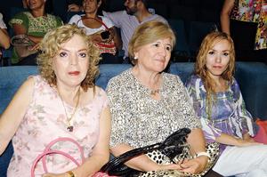 03112015 Rosario Torres, Martha Torres y Griselda Montoya.