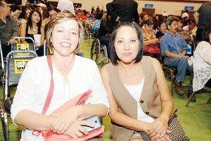 04112015 Martha Silvia Argüelles y Zenorina Ramírez.