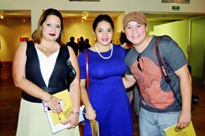 06112015 Ezli García, Julika Mejía y Jaime Lovera.