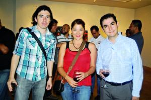 06112015 Eduardo, Ninis Chapa y Arturo García.