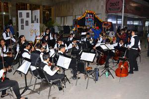 Muestras musicales se ofrecieron en la avenida Morelos.