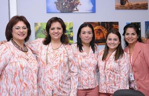 09112015 Vero, Carmen, Yeimi, Ileana y Sugey.