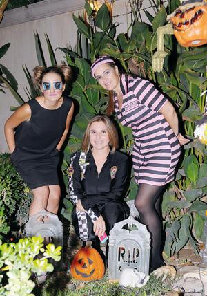 08112015 MUY DIVERTIDAS.  Xelha, Silvia y Tatis.