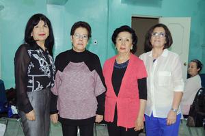 08112015 Chepis, Emma, Rosita y Ana María.