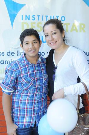 09112015 Ángel de Jesús Rodríguez y Alejandrina Hernández.
