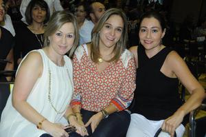 08112015 Magaly, Sandra y Rosa María.