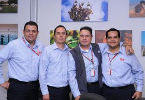 09112015 Luis Mario, Gerardo, Artemio y Heriberto.