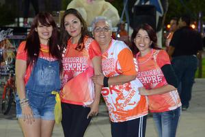 10112015 Zumiko, Margarita, Vera y Rebeca.
