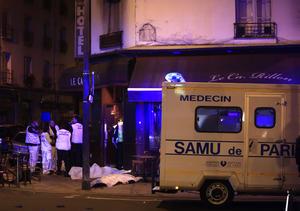 A principios de enero de este año, dos hombres armados atacaron las oficinas en París de la revista satírica Charlie Hebdo, matando a 12 e hiriendo a 11.