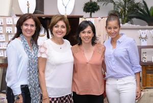 Ana Gaby, Martha, Marisa y Martha