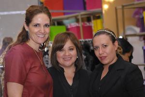Laura, Alejandra y Sara