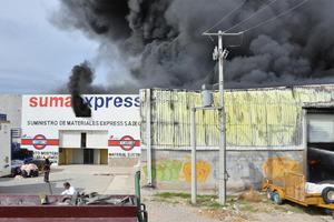 Dos empresas resultaron afectadas.