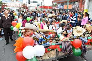 Gómez Palacio se sumó a los festejos revolucionarios de noviembre.