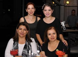 15112015 Erika, Jessica, Paty y Marycruz.