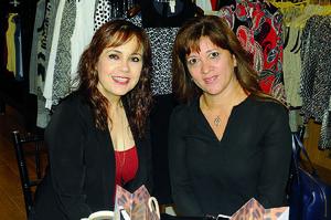 16112015 Alejandra González Franco y Ana Cecilia Monárrez.