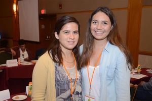 19112015 Lorena Lozano y Fernanda Saucedo.