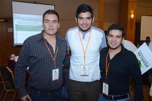19112015 David Ruelas, Leonardo Ledezma y Manuel Retana.