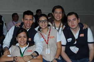 20112015 Dennis, Raúl, Blanca, Joel, Érick, Michel, Yolanda, Obed, Gaby, Jesús, Aurelio y Joel.