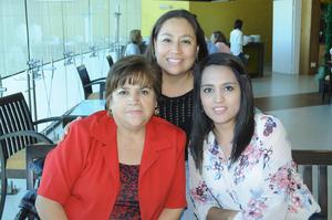 20112015 Aurora Moreno, Patricia Salazar y Karla Moreno.