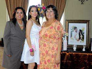 22112015 Las organizadoras de la celebración fueron: Sra. Lupita S. de Almada y Sra. Luz Imelda Celaya.