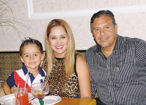 22112015 Rosana, Mariana e Ignacio.