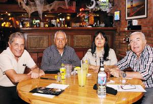 22112015 Samir, Carlos, Paty y Galeb.