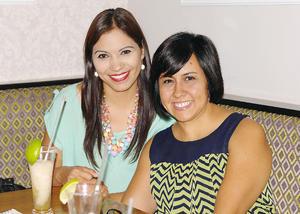 22112015 Rocío y Jenny.