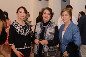 23112015 Frida, Cuquita y Ludy.
