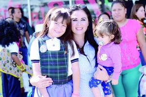 23112015 Sofía, Lorena y Regina.