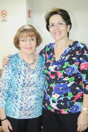 24112015 María Esther y María del Rosario.