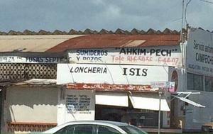 """Algunos indicaron que ISIS ya tiene una """"base"""" en México."""