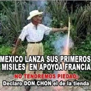 Señalan que México respondería de esta forma a los ataques.