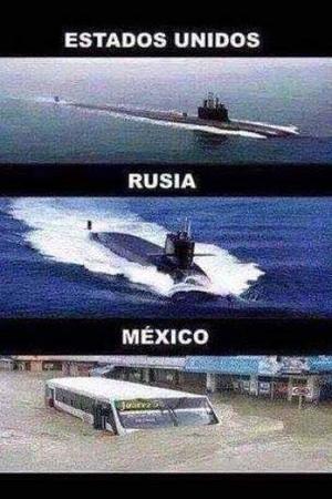 Los usuarios han hecho comparaciones sobre cómo respondería México.