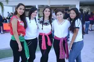 25112015 Christa, Andrea, Mariana, Karla e Ivonne.