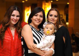 26112015 Verónica, Saira, Paulina y Laura.