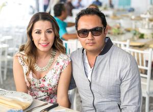 Azucena y Eloy
