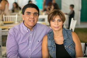 Carlos Macías y Nerina de Macías